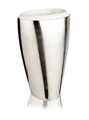 Villeroy & Boch Ed.Vase mit Porzellaneinsatz Fusion Goods