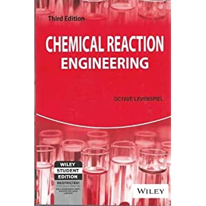 Chemical Reaction Engineering, (WSE)