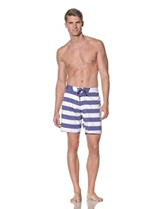 Rhythm Men's Butch Swim Short (Blue)