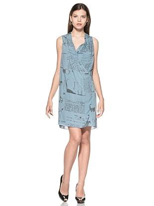 Eccentrica Vestido Isobel (Azul Denim)