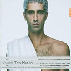 Vivaldi: Tito Manlio