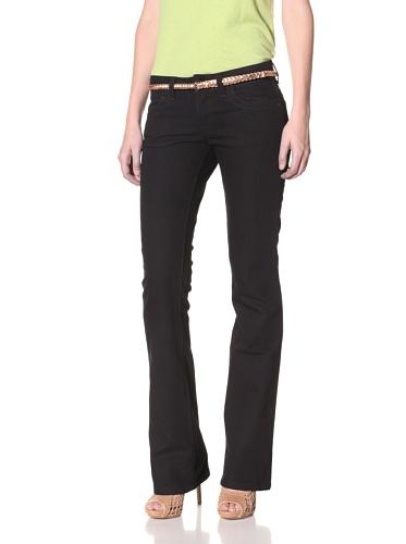 DL 1961 Premium Denim Women's Milano Bootcut Jeans (black diamond)