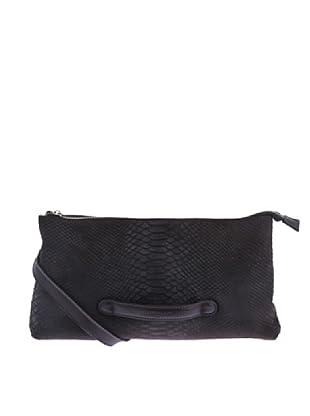 NAF NAF Pouch Bag Naf-Onyx (Schokobraun)
