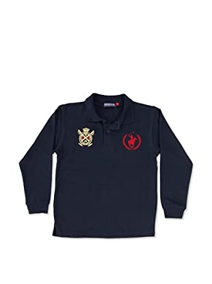 POLO CLUB CAPTAIN HORSE ACADEMY Poloshirt New