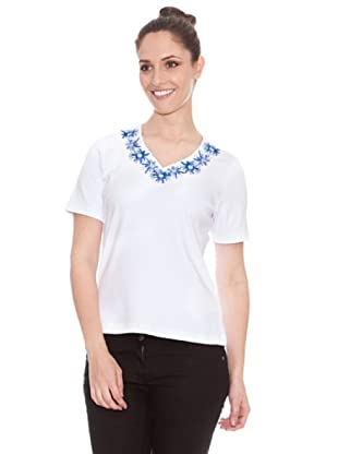 Tulchan Camiseta Jenna Sweetheart (blanco)