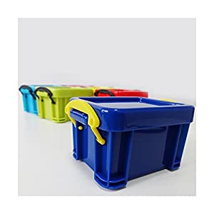 Mebelkart Very Useful Box - Opaque (0.14l) Set of 2pc (Assorted)