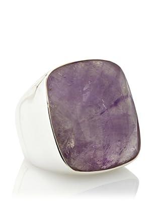 Plukka Women's Amethyst Jeanine Ring