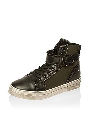 Rocco Barocco Hightop Sneaker Scarpe Donna