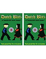 Dutch Blitz - 2 Pack (Bible Games Company)