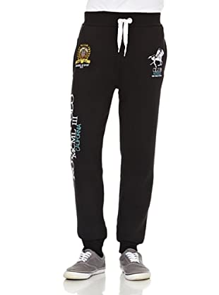 Geographical Norway Pantalón Polo (Negro)
