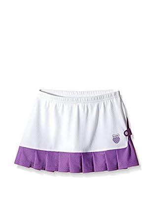 K-Swiss Rock Mesh Pleat Skirt III