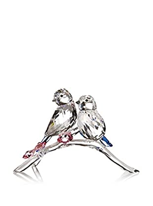 Swarovski Birds on Branch Figurine