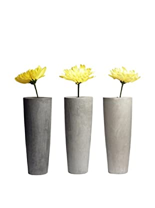 MU Design Co. Concrete Vase: Pylon 2