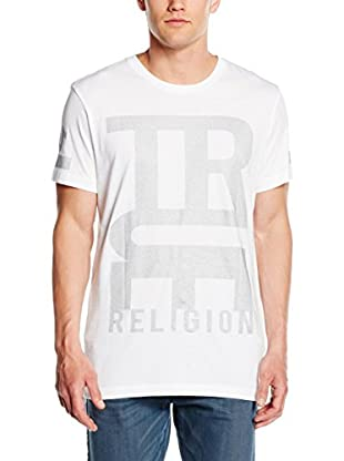 True Religion T-Shirt Manica Corta