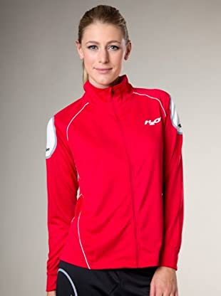 H2O Trainingsjacke Bubble (Rot)