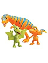 Learning Curve Dinosaur Train Collectible Dinosaur 3 Pack - My Friends Are Therapods: Boris Annie And Don