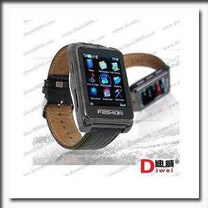 Hightech Gadgets Spy Wrist Watch Mobile Phone