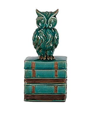 Vical Home Joyero Owl Azul
