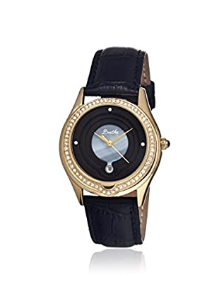 Bertha Women's BR4104 Patricia Black Leather Watch