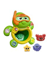 Vtech 80-113400 Bath Time Light-up Learning Turtle