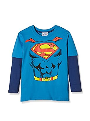 DC Comics Longsleeve Superman Torso