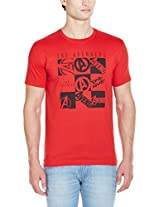 VoxPop Marvel Men's Cotton T-Shirt