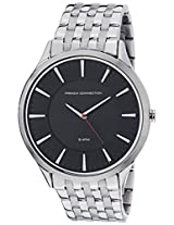 FCUK Analog Black Dial Men's Watch - FC1166BMGJ
