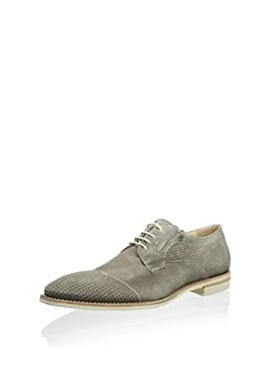 Dino Bigioni Men's Perf Oxford (Cacha Elephant)