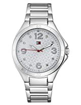Tommy Hilfiger Analog Silver Dial Womens Watch - TH1781314/D