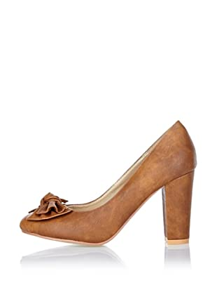 R and Be Zapatos Chartres (Camel)