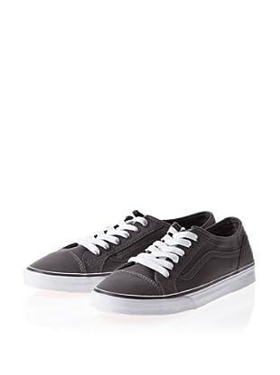 Vans Devan VL984UN Damen Sneaker (Grau ((Basics) grey/white))