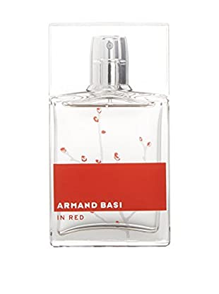 ARMAND BASI Eau de Toilette Mujer In Red 50 ml