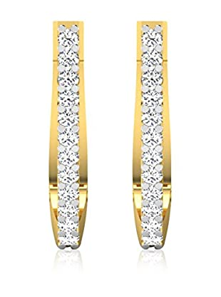 Friendly Diamonds Pendientes FDT11516Y Oro Amarillo