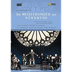 Die Meistersinger Von Nurnberg [DVD] [Import]