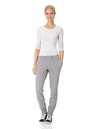 Puma Hose Chino Knit Pants (athletic gray heather)