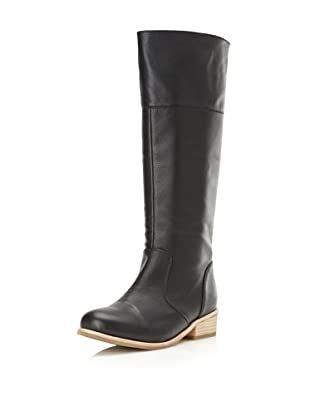 Fiel Women's Campbell Welted Tall Boot (Black)