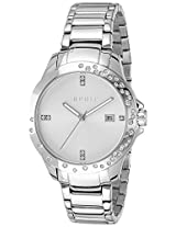ESPRIT Analog White Dial Women's Watch - ES108462001