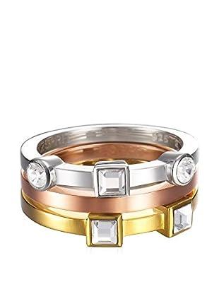 Esprit Anillo Esprit Steel Conjunction Bicolor