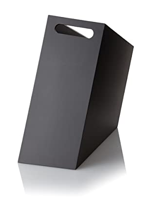 Philippi Box Magazine Rack (Black)