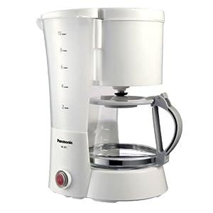 Panasonic NC-GF1 880-Watt 10-Cups Coffee Maker