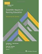 Scientific Inquiry in Nursing Education: Advancing the Science