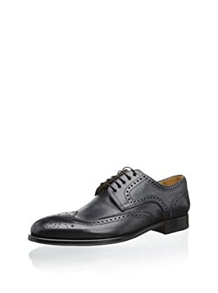 Gordon Rush Men's Brewster Wingtip Oxford (Grey)