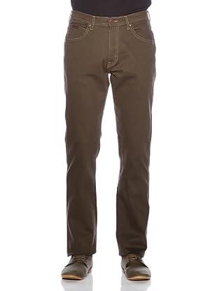 Wrangler Pantalón Richie (Marrón oscuro)