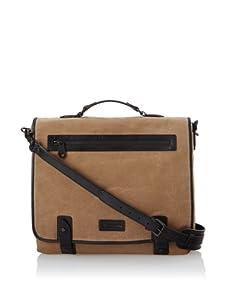 Ben Minkoff Men's Gavin 3 In 1 Backpack, Khaki