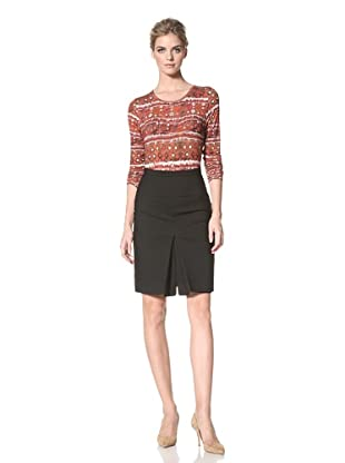 ALTUZARRA Women's Pencil Skirt (Black)