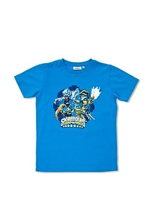 Licencias Camiseta Skylanders (Azul)