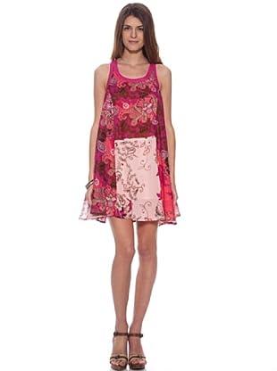 HHG Kleid Madeira (Fuchsia)