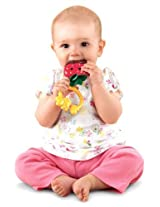 Fisher Price Sweet Treats Teether, Strawberry (Discontinued By Manufacturer) By Fisher Price