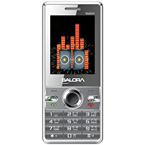 Salora SM501 Mobile Phone-Grey