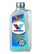 Valvoline 4T Premium 20W50 Synthetic Blend Petrol Engine Oil (1 L)